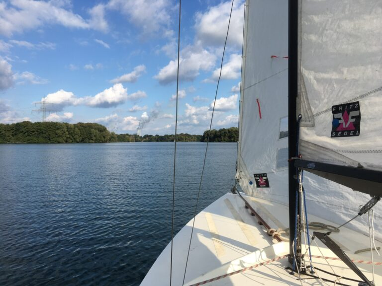 FPV im Segelboot