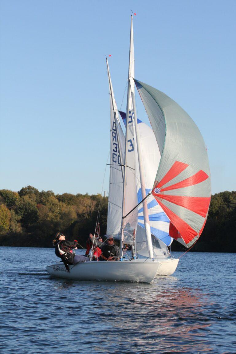Spie segeln